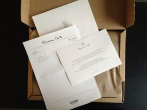 Buen packaging comercio online