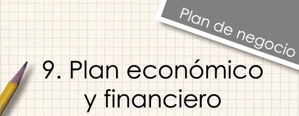 Plan económico y financiero de un negocio online