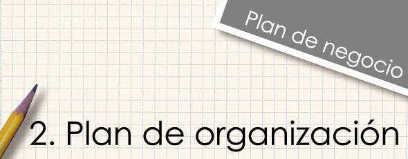 Plan de organización de una tienda online
