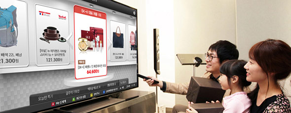 Smart tv una nueva oportunidad para el e-commerce