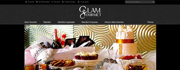 Glam Gourmet, nuestra tienda online del mes de septiembre
